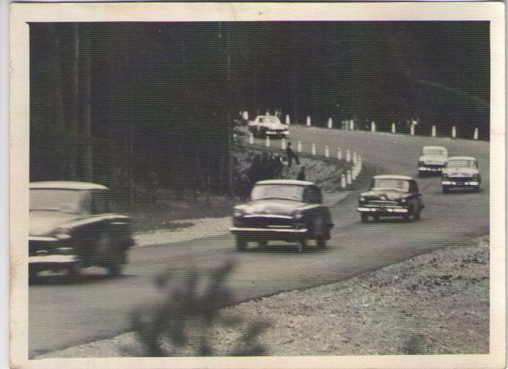 Lenktynės 1963