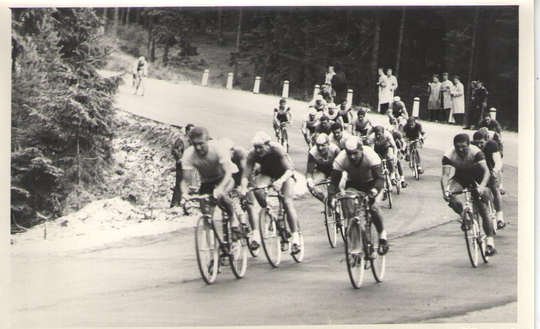 Tarptautinės dviračių varžybos 1962m.